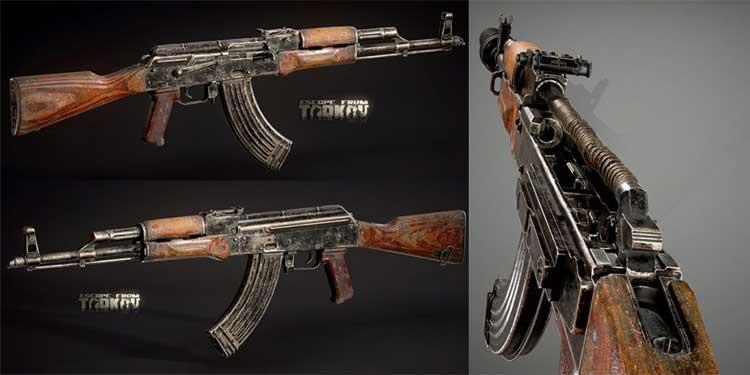 Tarkov Weapons