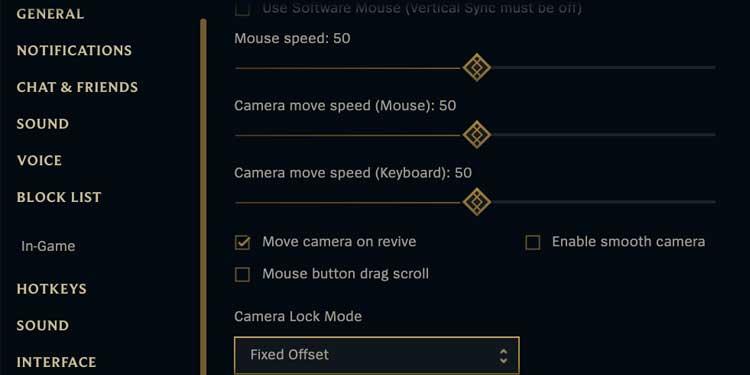 attack move on cursor league of legends