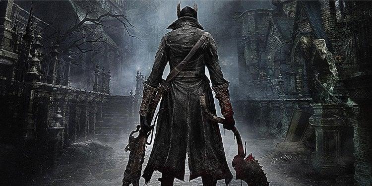 Bloodborne souls-borne