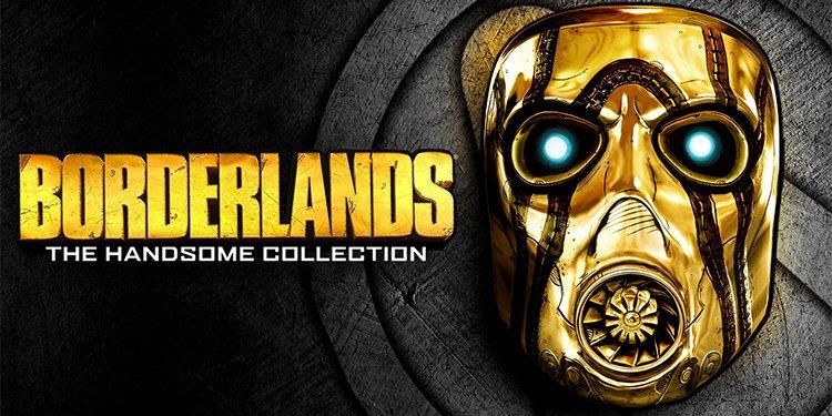 Borderlands best split-screen games for PS4