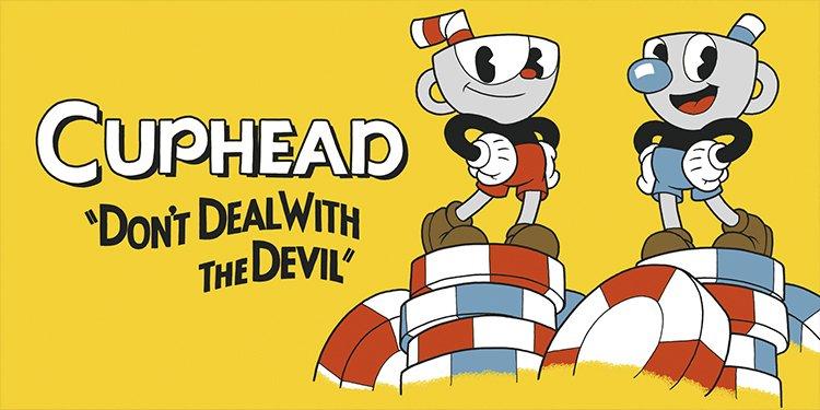 Cuphead co-op game