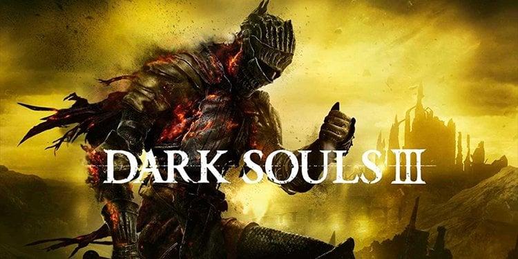 dark souls iii souls games