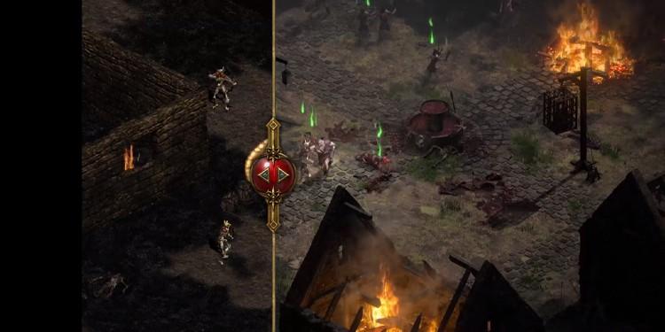 Diablo II remaster review