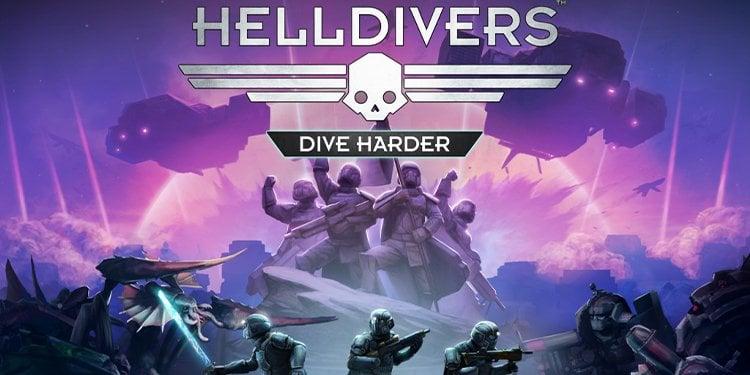 Helldrivers best split-screen PS4 games