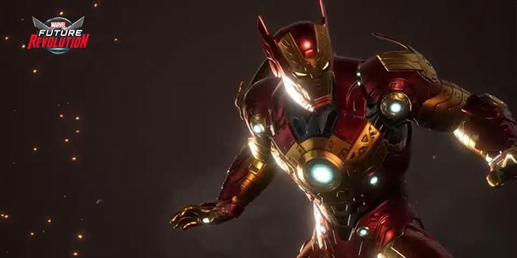 iron Man Marvel Future Revolution