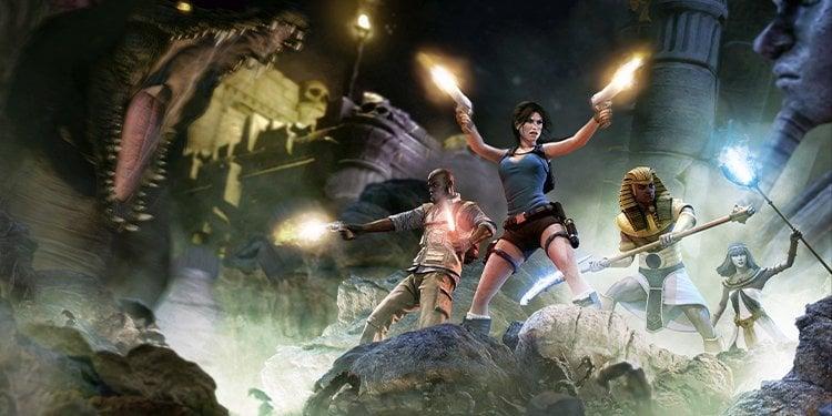Tomb raider games lara croft and the temple of orisirs