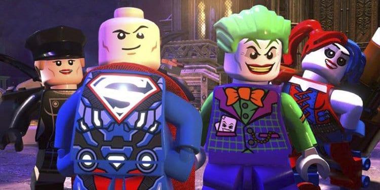 Lego games best PlayStation split-screen titles