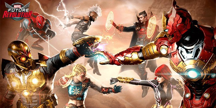 Marvel Future Revolution is free-to-play.