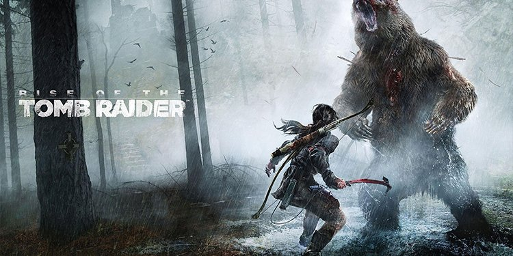 Tomb Raider games Rise of the Tomb Raider