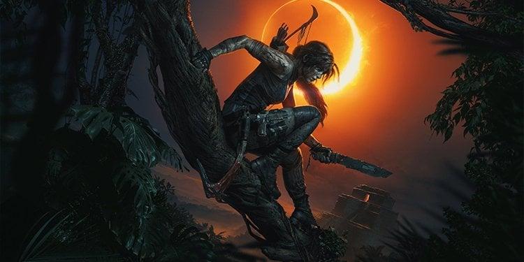 Tomb Raider games Shadow of the Tomb Raider
