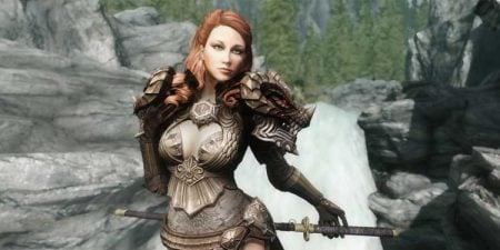 skyrim character appearance