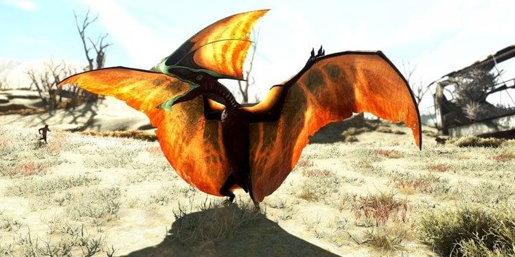 tame Tapejara in ark-survival