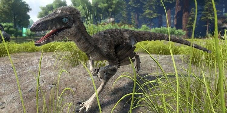 tame Troodon in ark-survival