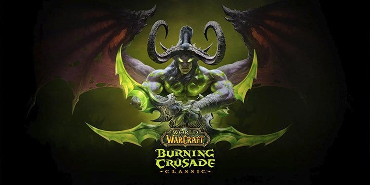WoW expansions The Burning Crusade