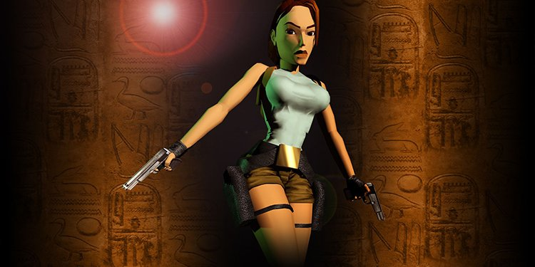 tomb raider series games
