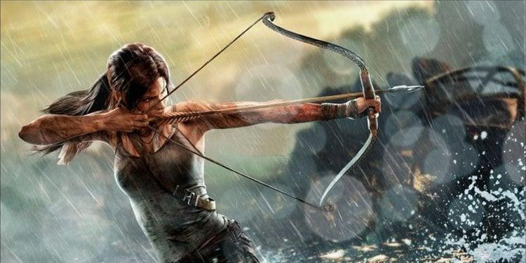 Tomb Raider game series