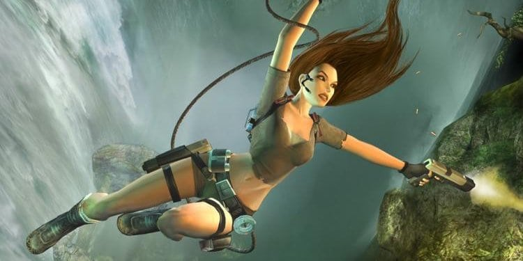 Tomb raider series games Legend