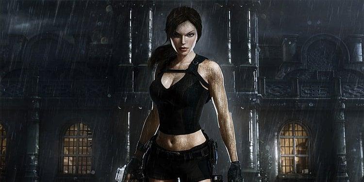 Tomb Raider games Underworld