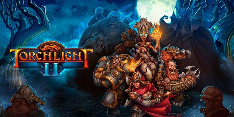 Torchlight ii hack &  slash games
