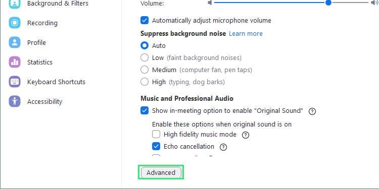 zoom-advanced-Audio-settings