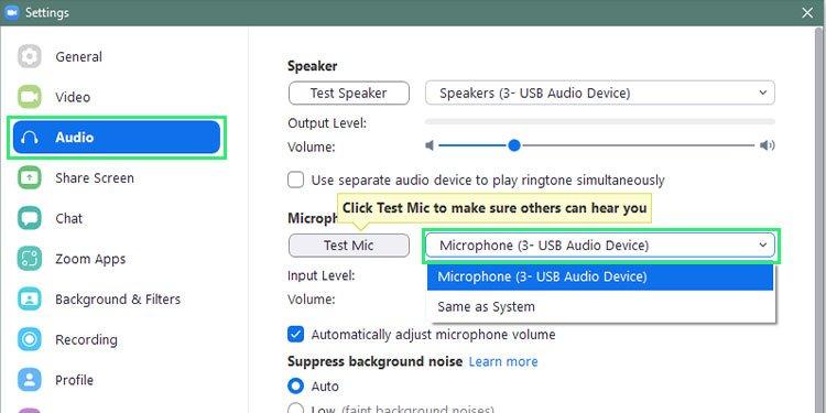 zoom-microphone-setting