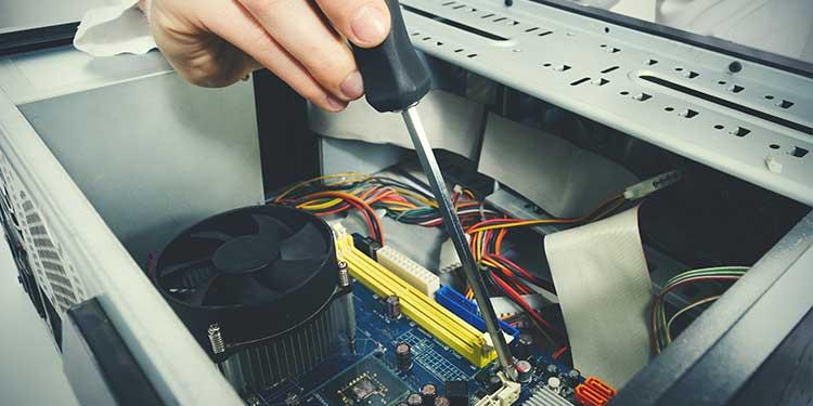 Check PC's Hardware