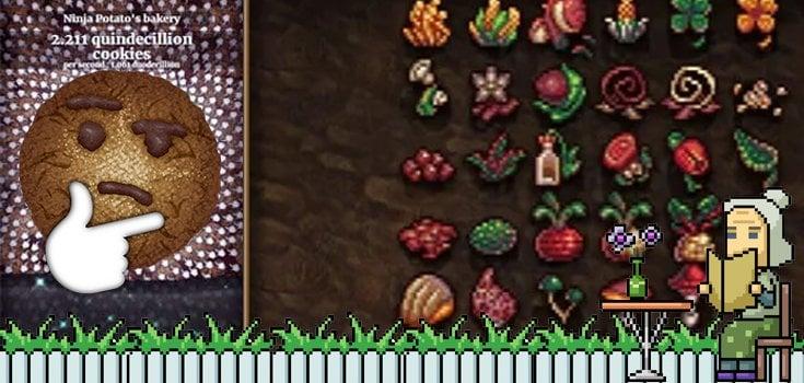 Cookie Clicker Garden Guide