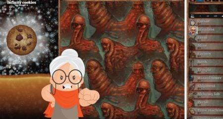 Cookie Clicker Grandmapocalypse