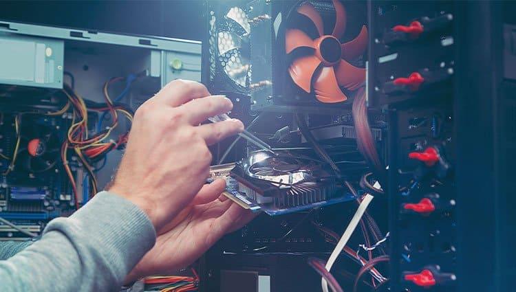 GPU-repairing