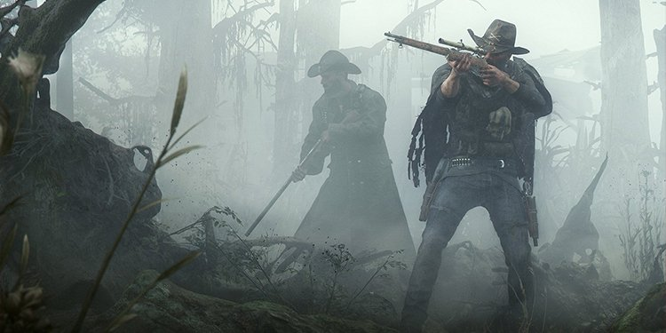 Hunt Showdown like escape from tarkov