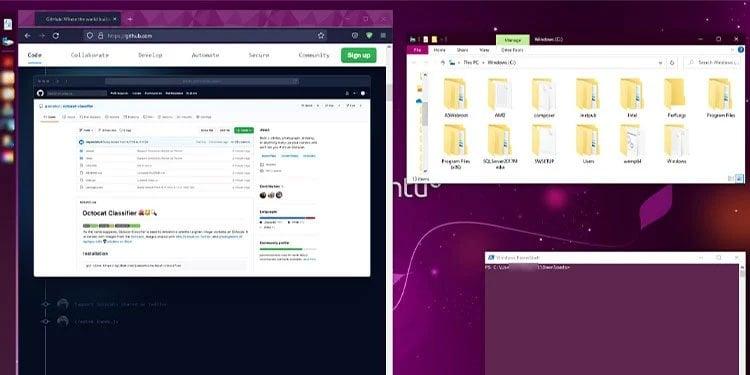 Make Windows Look Like Linux