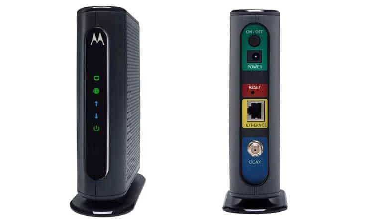 Motorola MB7420 - Router Modem Compatibility