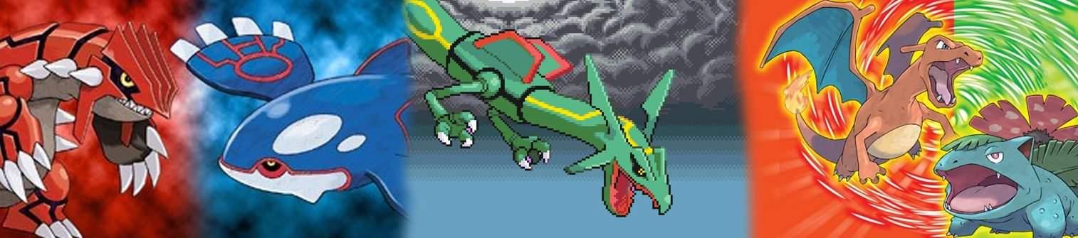 Pokemon Ruby Sapphire Emerald FireRed LeafGreen