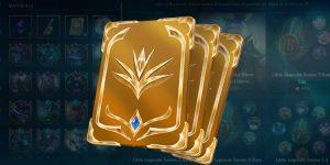 Prestige Points in league of legends