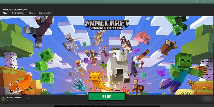 Relaunching-Minecraft from launcher