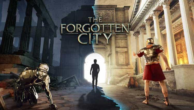 The Forgotton City