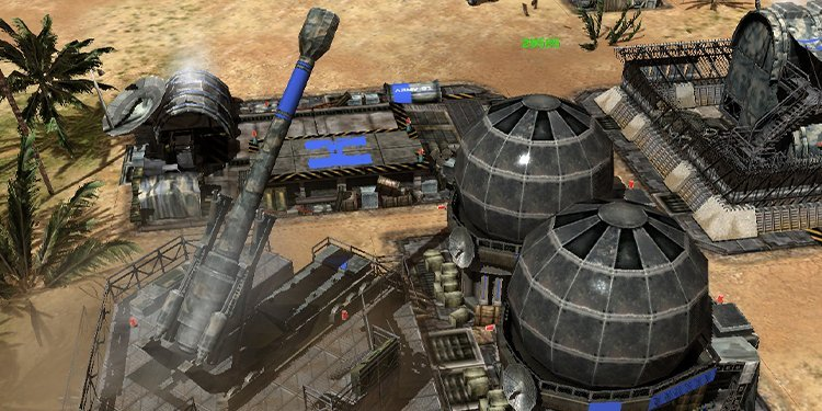 act of war games like command and conquer