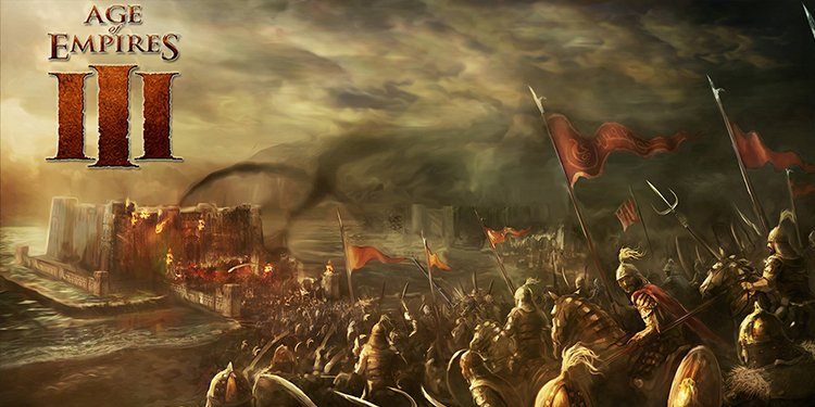 age of empires 3 games like command and conquer