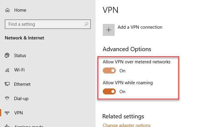 allowVPN-settings