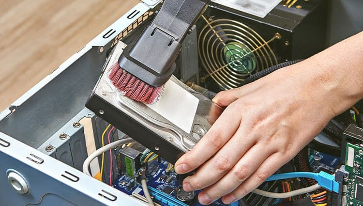 cleaning-HDD