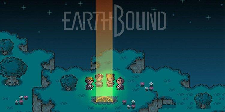earthbound games like undertale