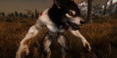 how to become a werewolf in skyrim