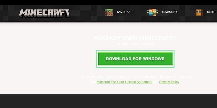 minecraft-download