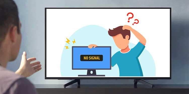 monitor no signal