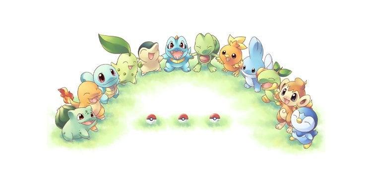 pokemon games chronologically