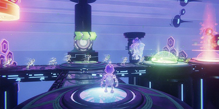 ratchet and clank puzzles