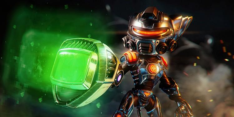 Ratchet & clank armor