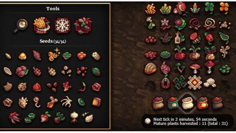 Cookie Clicker Garden Guide to Unlocking Every Seed