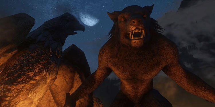 Everything About Werewolves in Skyrim