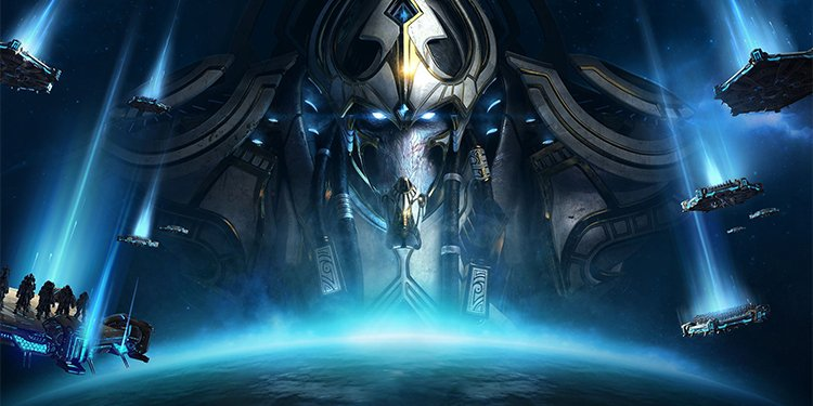 starcraft ii games like command and conquer